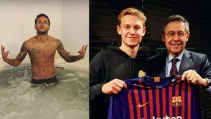 """Неймар помог с трансфером Де Йонга в """"Барселону""""! Бразилец остается в ПСЖ!"""